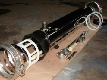 Stainless Steel Ro Membrane Housing