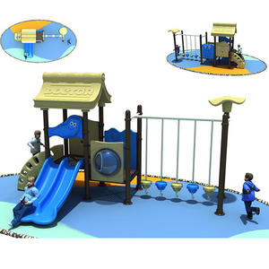 Educational good quality small outdoor play equipment company