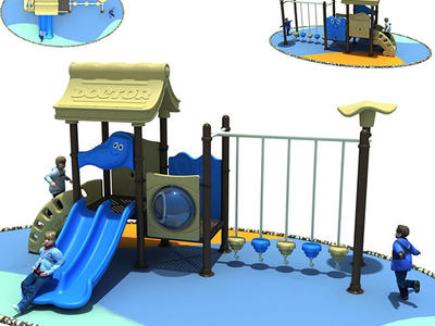 Soft Indoor Play Equipment HS18102W-D