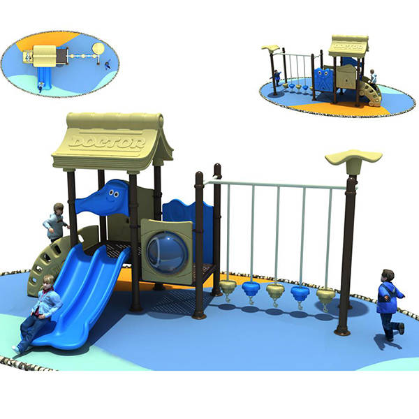 Small Outdoor Play Equipment