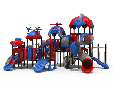 Kids Play Equipment HS18101W-H