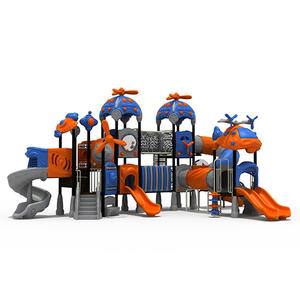 Customized good quality outdoor playground equipment for sale