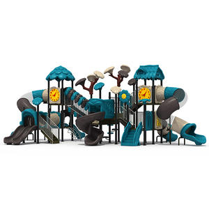 Customized hot sale outdoor playgrounds equipment factory