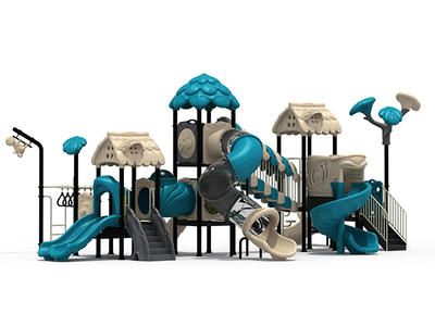 School Outdoor Play Equipment HS18102W-J