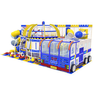 Wholesale hot saling indoor playground equipment provider