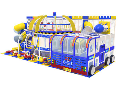 Indoor Playground Equipment HS18201W