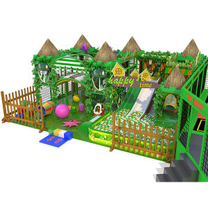 Preschool Indoor Playground Equipment