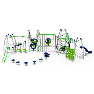 customized good quality fitness playground outdoor on sale