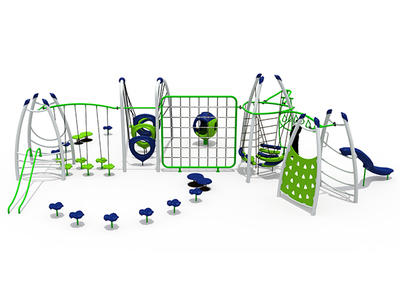Fitness Playground Outdoor HS18402W
