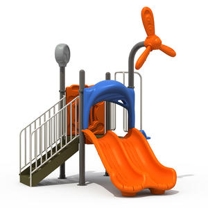 Customized hot selling amusement playground outdoor equipment manufacturer