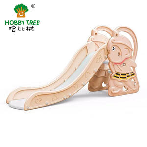 Professional good quality indoor slide set for family use factory