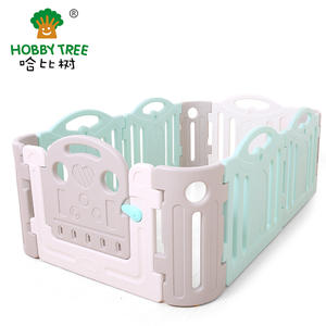 Customized good quality Plastic baby game fence For Children