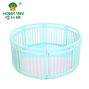 Customized good quality baby safety fence for children.