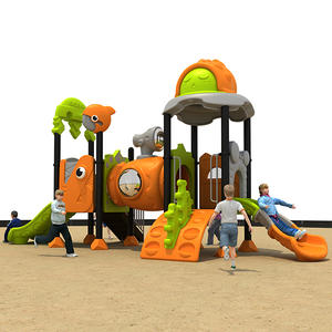 Wholesale high quality Outdoor professional playground equipment.