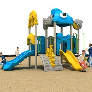 Customized good quality outdoor playground for park equipment on sale
