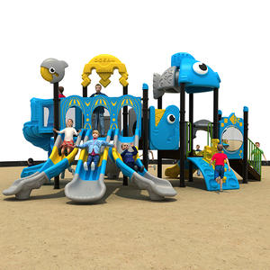 Ocean Carton Animal Outdoor Equipment For Children HS18116W-O