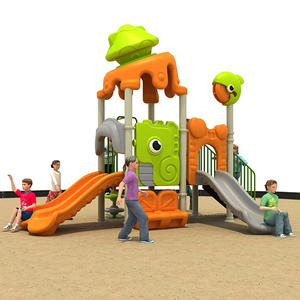 Wholesale high quality Outdoor children playground set