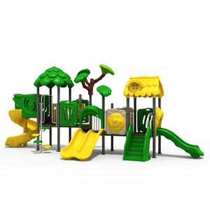 Children Outdoor Playground For School