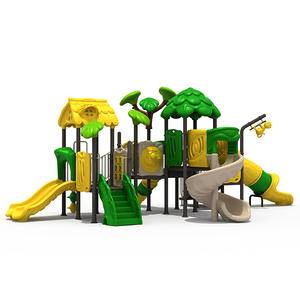 Customized amusement playground outdoor factory