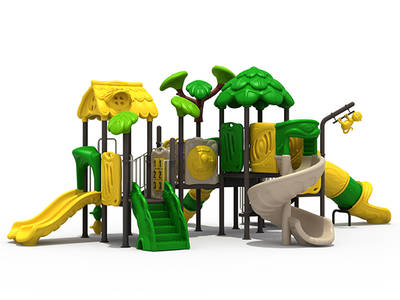 Amusement Playground Outdoor for School