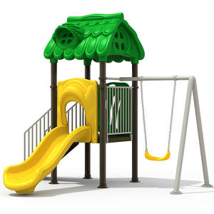 Customized outdoor playground for garden factory