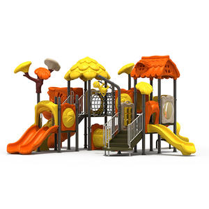 Customized playground for preschool factory