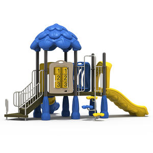 Customized kids playground equipment factory