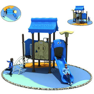 Doctor Theme Outdoor Playground Equipment