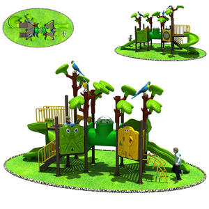 Educational good quality kindergarten playground equipment company