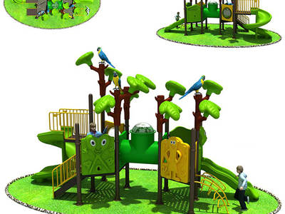 Children Kindergarten Playground Equipment