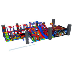 wholesale children restaurant preschool indoor playground children