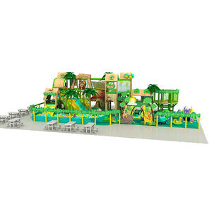 Custom-made commercial wholesale good quality playground indoor
