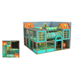 wholesale good quality kids soft indoor playground structures supplier