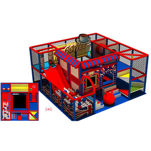 wholesale good quality kids soft indoor playground indoor china supplier