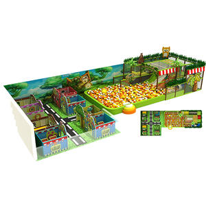 wholesale good quality naughty castle indoor playground equipment