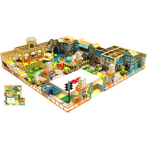 wholesale good quality supermarket soft indoor play centre equipment