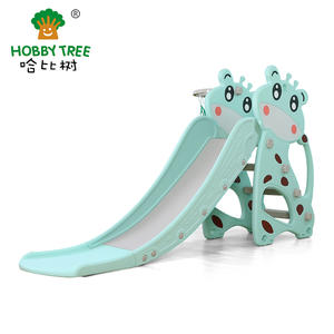 Deer Theme Hot Selling Wholesale Cheap Kids Indoor Slide Set