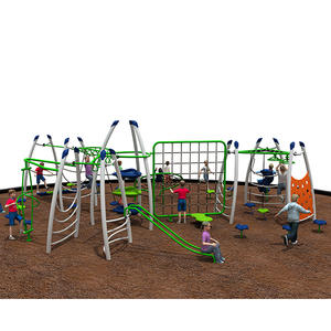 Customized good quality children fitness equipment outdoor factory