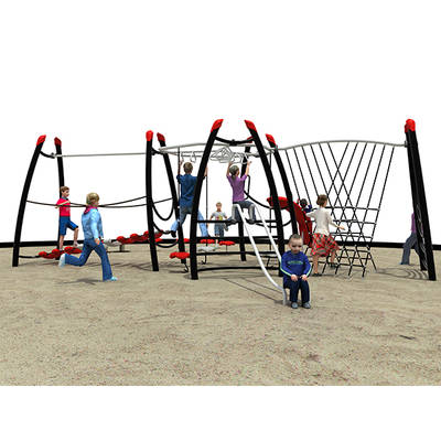 Children Fitness Outdoor