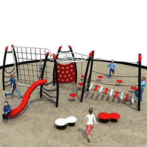Customized good quality teenager fitness equipment outdoor factory
