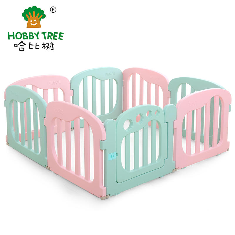 Daycare baby fence equipment