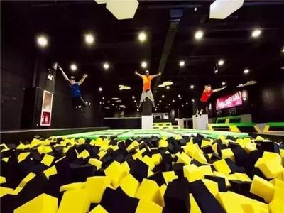 What activies you can hold in your trampoline park?