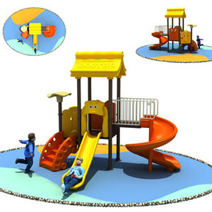 School Outdoor Cheap Small Play Equipment