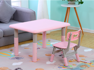 How to scientifically buy children's tables and chairs
