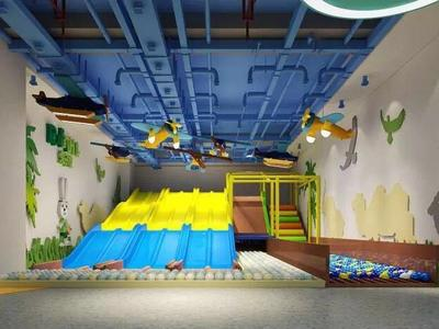 How to control the cost of opening an children indoor play park