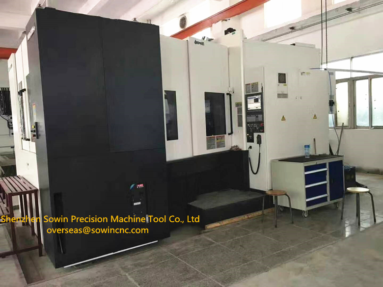 sliding head Swiss CNC machine