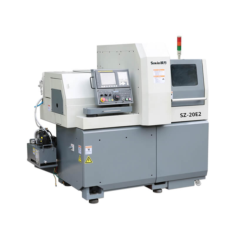 Model SZ-20E2 Sliding Headstock Type Automatic CNC Lathe