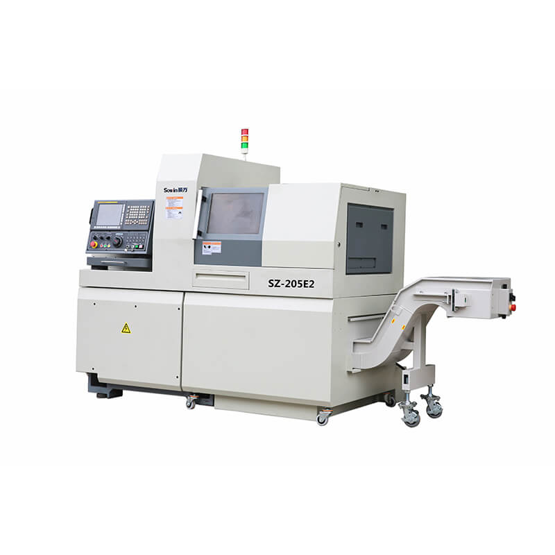 Model SZ-205E2 CNC Swiss type automatic lathe