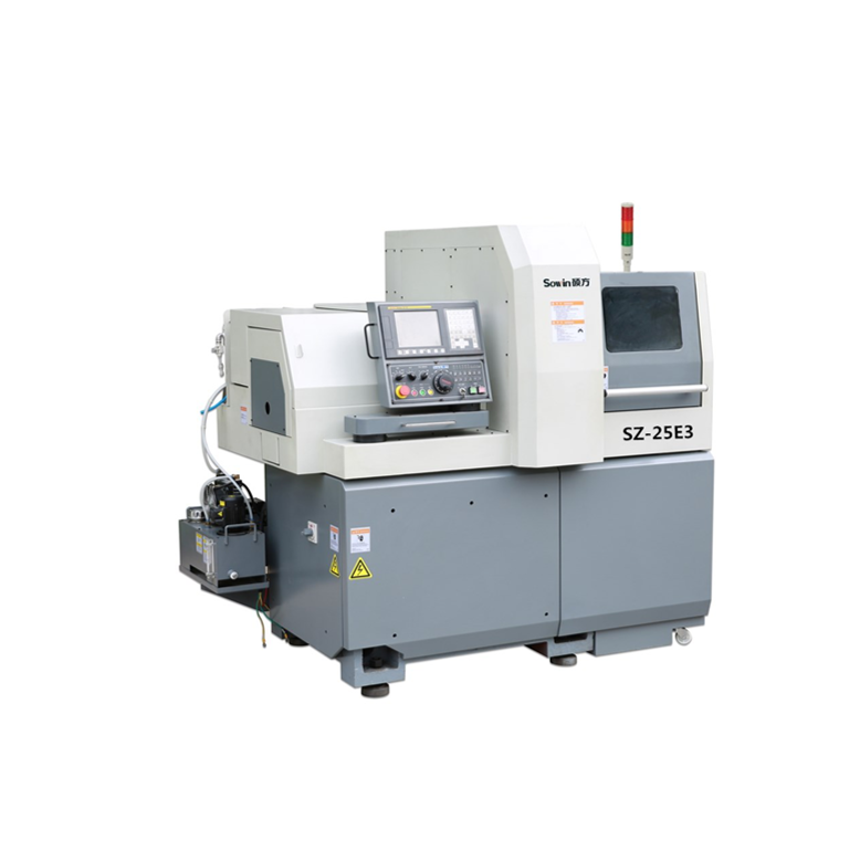 Model SZ-25E3 CNC precision automatic lathe