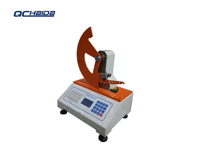 Tear Strength Test Machine
